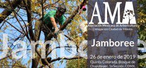 Jamboree – Enero 2019, Ciudad de México.