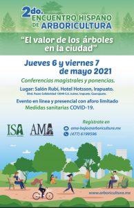 """2do. Encuentro Hispano de Arboricultura """"El valor de los árboles en la ciudad"""""""